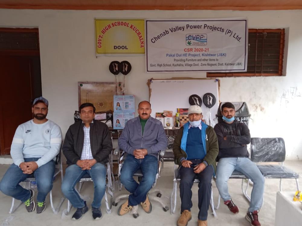 Govt. High School Kulchana , Dool Nagseni