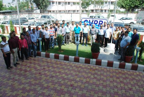 CVPPPL organises Cleanliness drive under Swacch B...