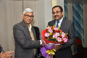 Chairman & Managing Director, NHPC Ltd and Chairm...
