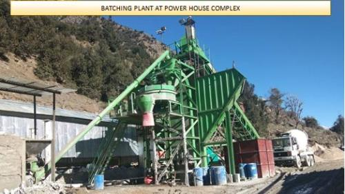Power House Complex Activities