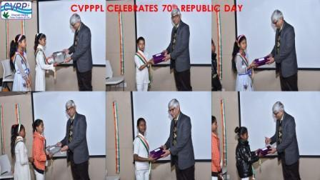 CVPPPL celebrates 70th Republic day