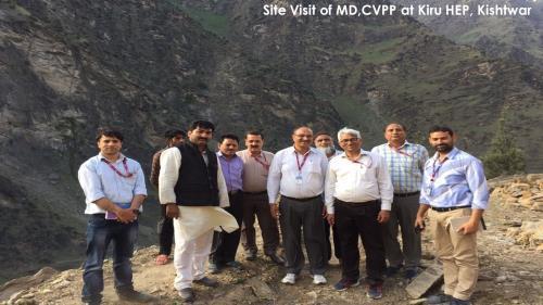 MD CVPPPL Site Visit
